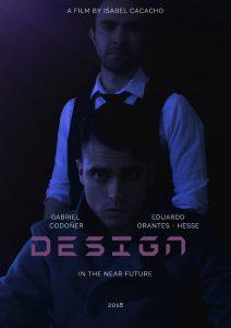 """""""Design"""" es el cortometraje que concursa en el Zurich Film Festival 72"""