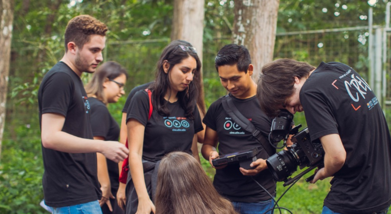 Escuela de Cine y Artes Visuales UFM Guatemala