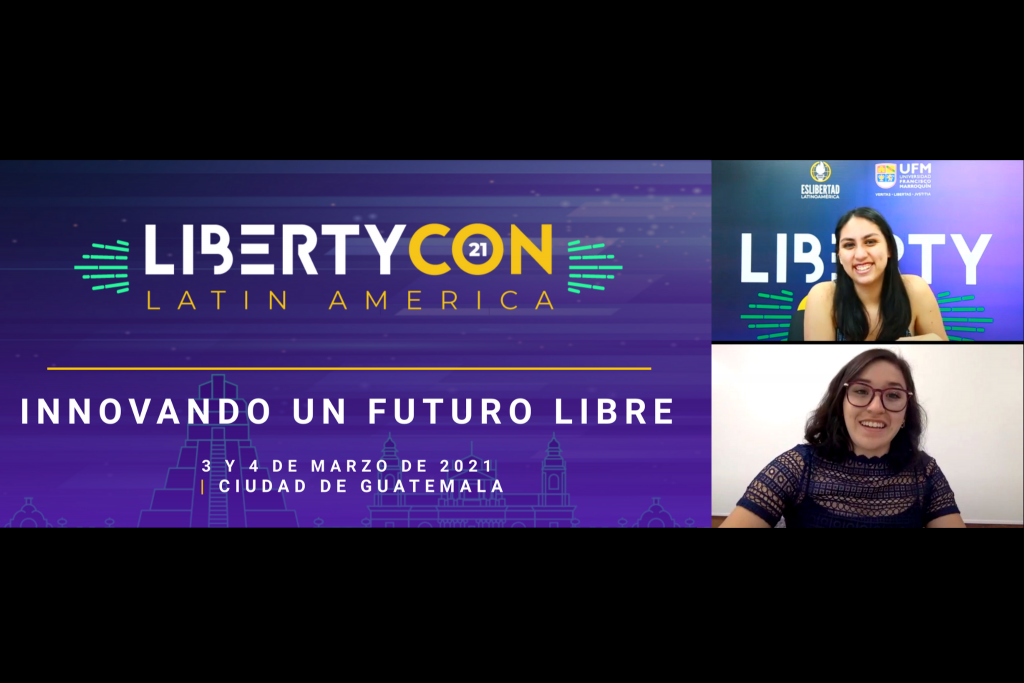 Liberty Con 2021 Lagartija