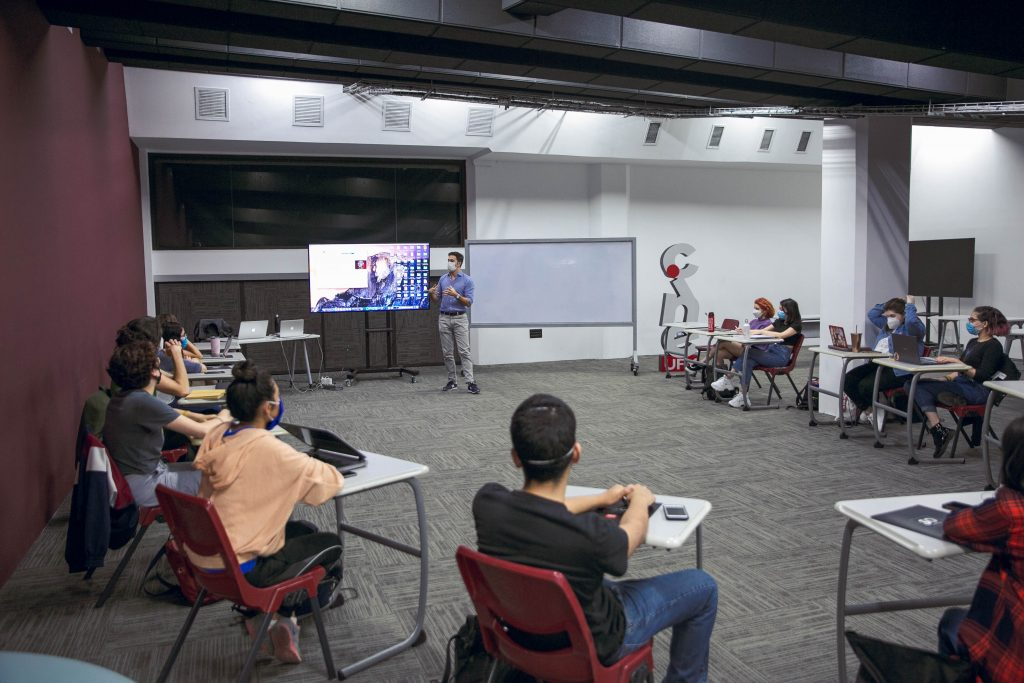 Master Class Dirección Cinematográfica David Martín Porras-14