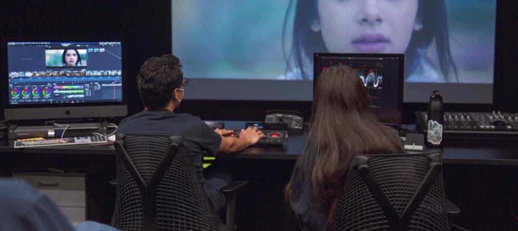 Master Class fundamentos de la colorización con diego yhama Guatemala Cine UFM