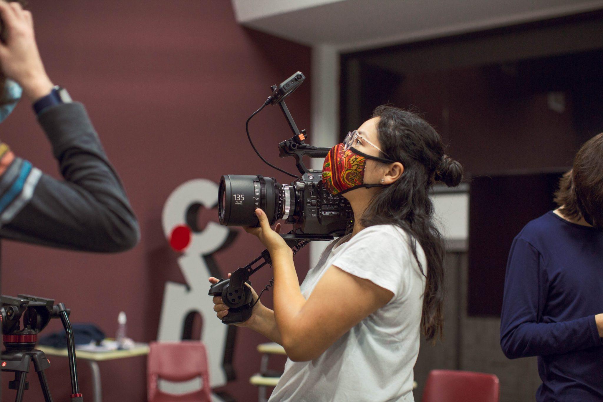 Estudiar Cine Guatemala - Escuela de Cine y Artes Visuales Universidad Francisco Marroquín 2