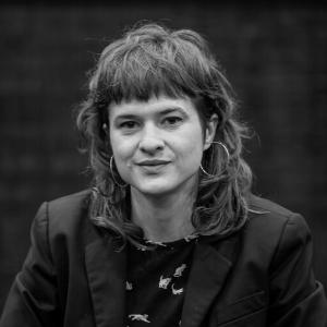Alexandra latishev directora y guionista costa rica en Cine UFM Guatemala