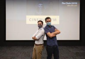 Cinema UFM con David Martín Porras The Chain-64