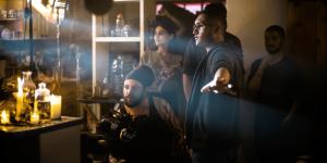 Romeo Lopez Aldana en Panama Horror Film Fest 2021 gana con su cortometraje Lo que ocultan las tinieblas